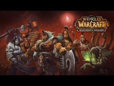 World of Warcraft: Warlords of Draenor Announcement -  The new Cinematic and release date announcement will be out tomorrow 8/14/14. I hope!