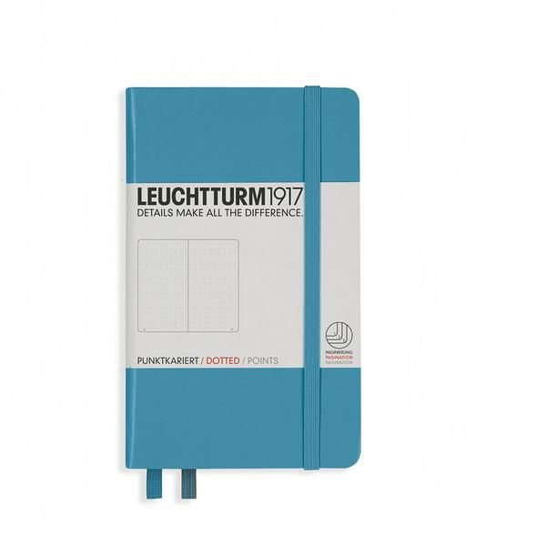 Notebook A6 - Nordic Blue