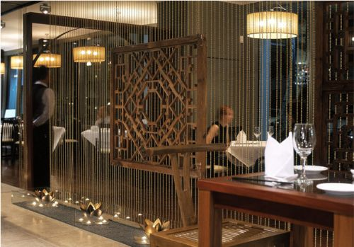 Designed by architects eat the chinese restaurant cha for Authentic chinese cuisine for the contemporary kitchen
