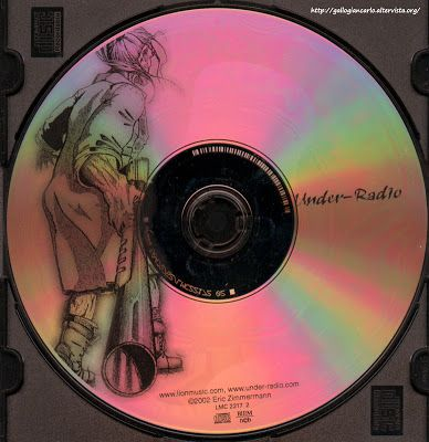 Under Radio - cd EAN 6419922221723 del 2002 - i brani di questo cd: 1. ACROBAT 2. SPINNING WHEELS3. HOW WAS THE FUNERAL? 4. SWING IT 5. ELMER'S REVENGE ...