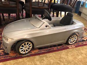 BMW car pedal 125