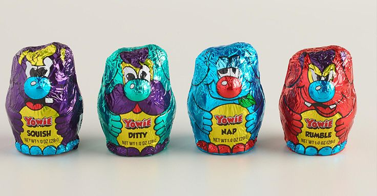 Don't freak out, but... Yowies are coming back! #Chocolate, #Food, #Snack