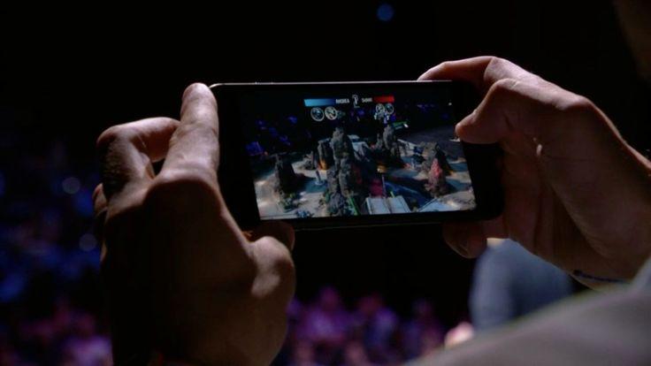 Apple demostraciones de las posibilidades de la realidad aumentada con la MLB, la Directiva de los Juegos, y más