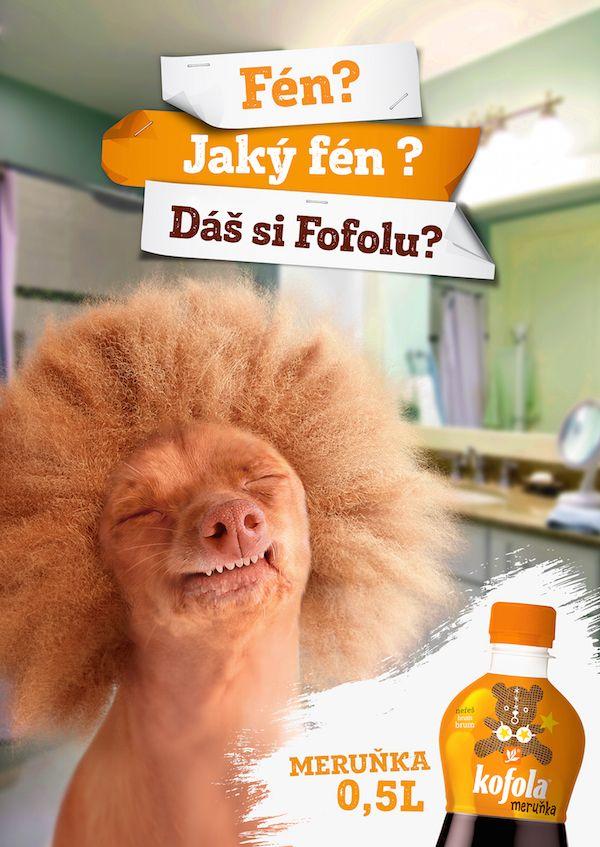 Kofola meruňková: Dáš si Fofolu? | Národní galerie reklamy