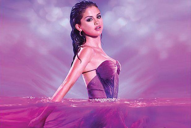 Selena Gomez by.... Selena Gomez