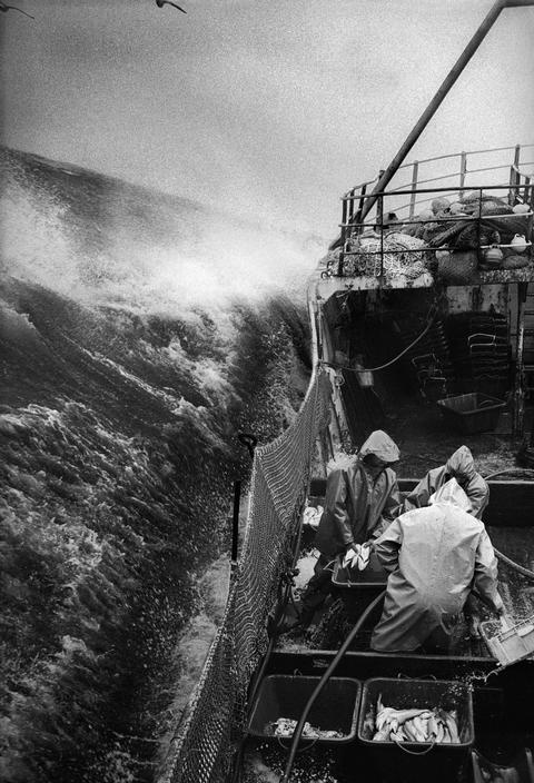 Jean Gaumy – Magnum Photos Photographer Portfolio