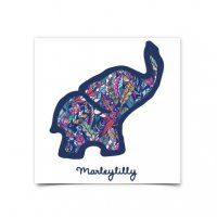 Marleylilly Promotional Sticker | Marleylilly