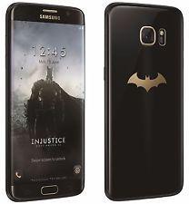 Samsung Galaxy S7 Edge Batman Injustice Edition SM-G9350 (FACTORY UNLOCKED) 32GB