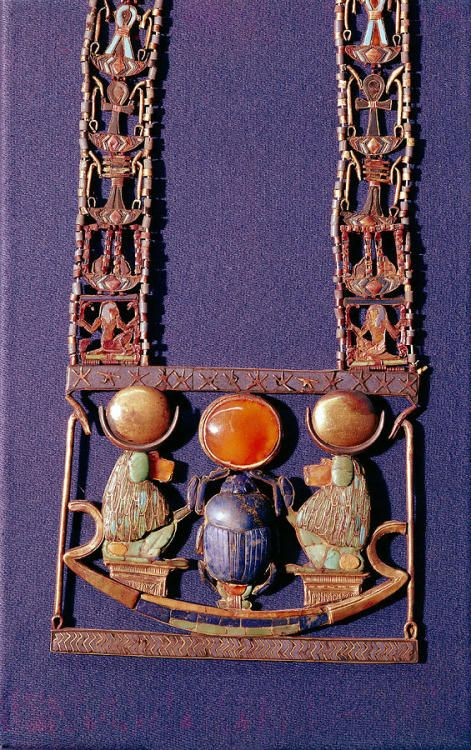 Pectoral of the Rising Solar This pectoral was…