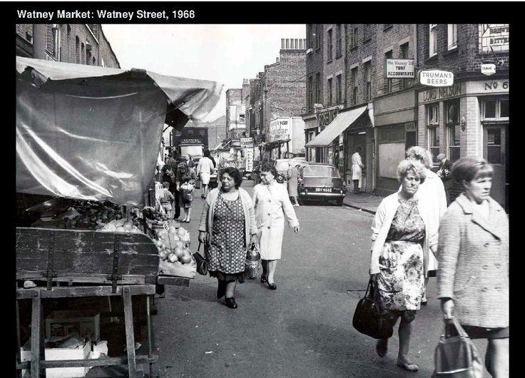 Watney street