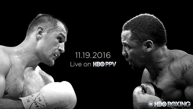 Regarder:- Sergey Kovalev vs Andre Ward en direct 19 de noviembre 2016 sur HBO boxe