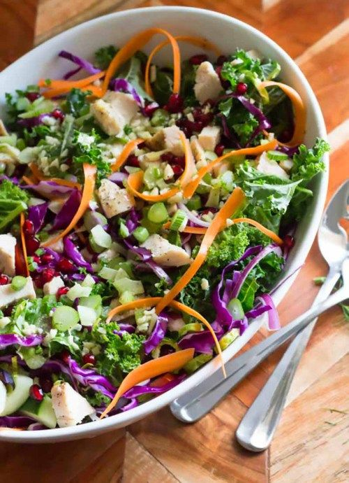 15 Best Salad Recipes from Favorite Food Bloggers