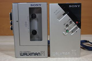 MUSIC ON THE HEAD: Sony WM-F1 -in search of the lost chord.