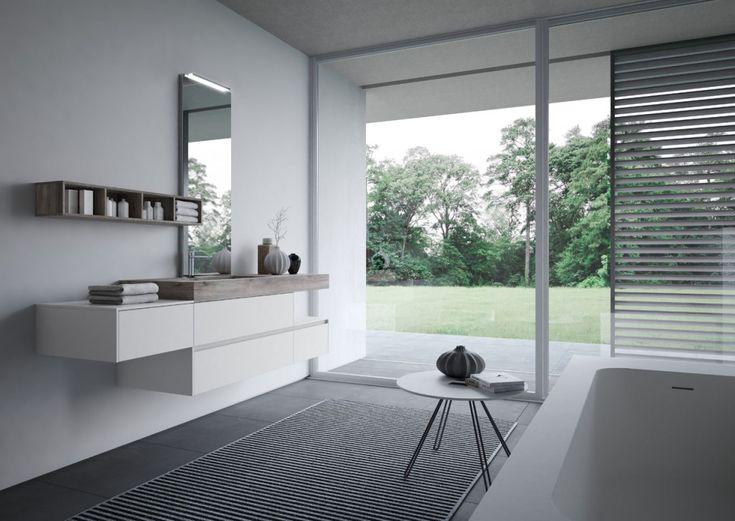 Ny mobili bagno eleganti per bagni moderni bagno for Mobili eleganti