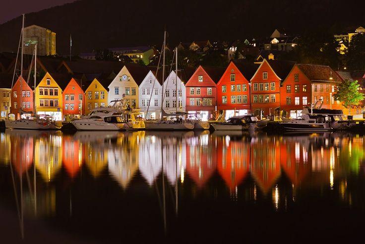 Bergen, Noruega, la capital de los fiordos - Panavisión Tours