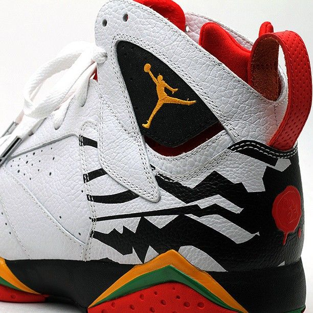 online retailer f5752 61add Air Jordan 7 Retro Premio - Bin 23