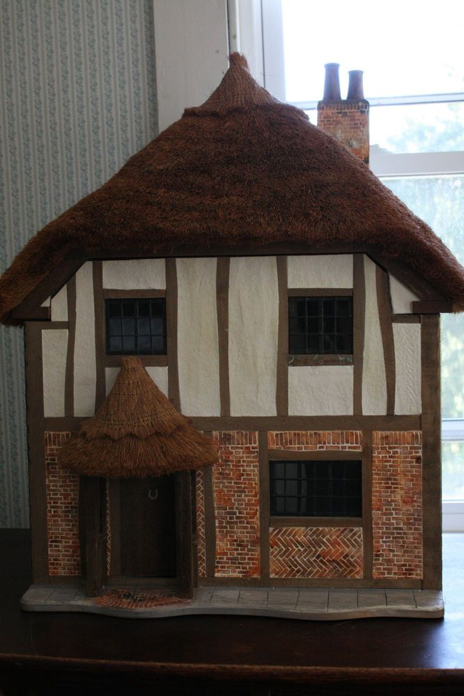 Graham Wood Little Homes Of England Thatched English