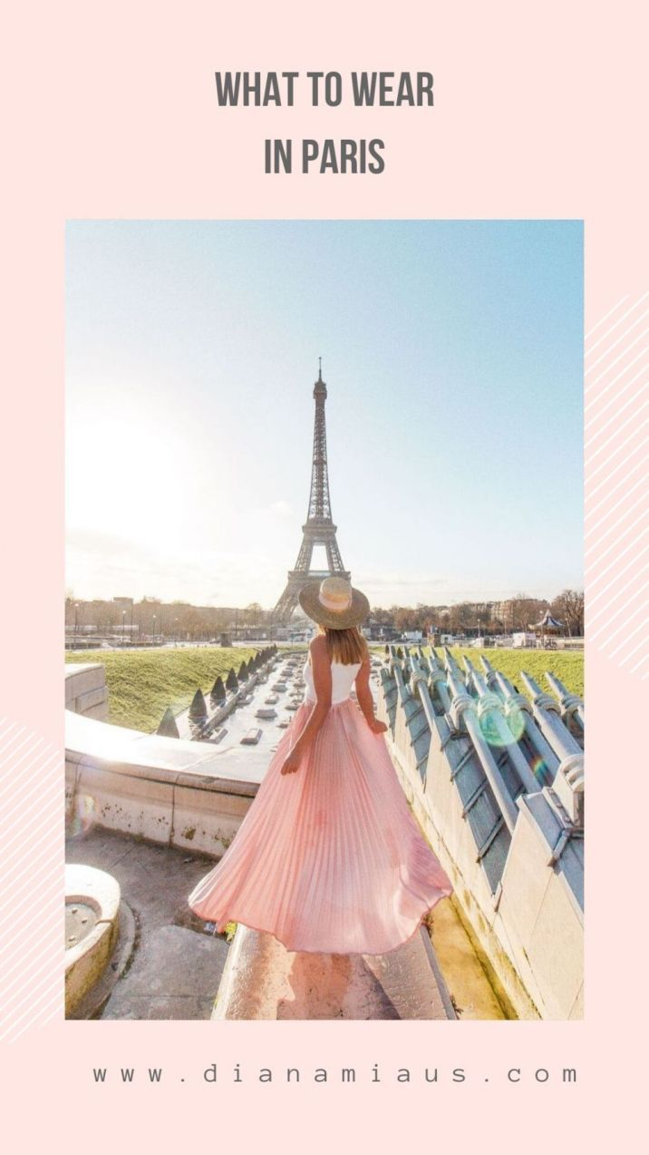 Inspiração Paris Outfit   – Europe Travel