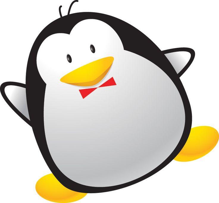 pinguino caricatura - Buscar con Google