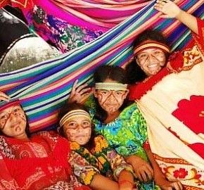 Manta Guajira, tendencia femenina que jamás pasará de moda. #Maracaibo #Zulia #Venezuela