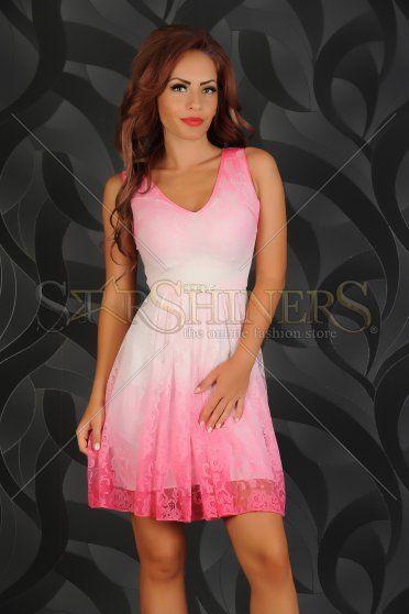 Rochie LaDonna Amazing Style Pink