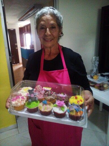 Taller de cupcakes Dulce Tentación Popayán