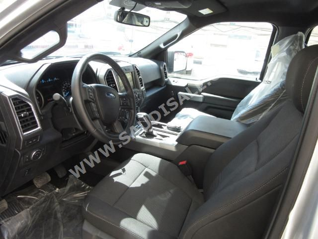 Ford F 150 ( Silver / 2015 ) For Sale @ www.SaudiSale.com