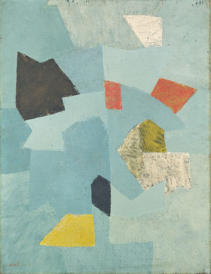 Poliakoff  - Love the composition