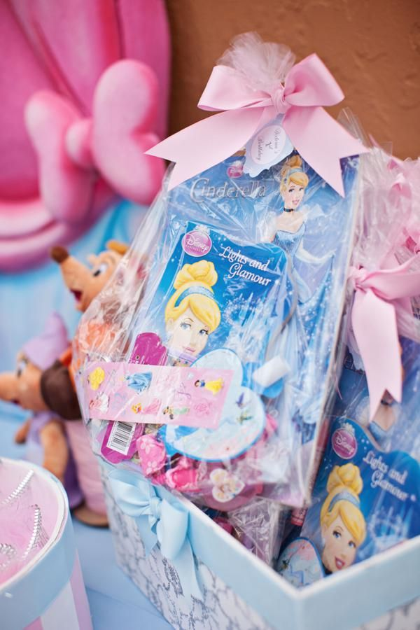 Kara's Party Ideas Disney Princess Cinderella Girl 1st Birthday Party Planning Ideas
