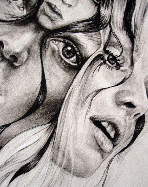 Confuse the Spirit (Final Degree Work) by Abbey Watkins, via Behance