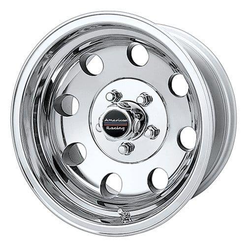 American Racing Custom Wheels AR172 Baja Polished Wheel (16x - polished aluminum