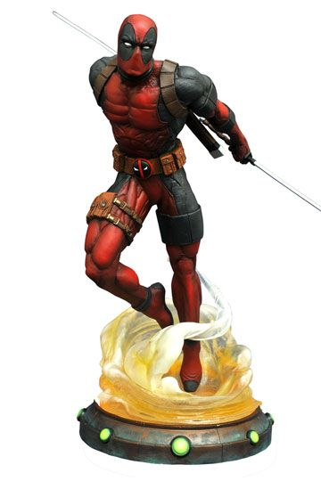 17/07 Marvel Gallery PVC Statue Deadpool 23 cm
