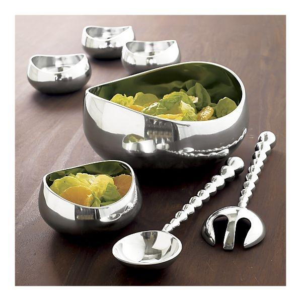 Missoula Bowls~ love: Missoula 5 10 5, Serving Bowls, Gifts Ideas, Centerpieces Bowls, Missoula 5105, Missoula Bowls, Large Bowls, Missoula 10 5, Crates And Barrels