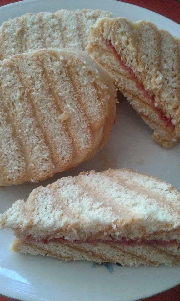 Albert keksz-szendvics