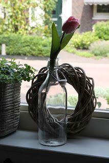 Handmade by Jolanda: Hollandse gehaakte tulp uit italie..