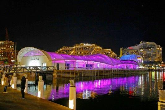Dockside Pavilion is a gorgeous and unique venue that floats right on Darling Harbour. www.eventbirdie.com/Venue/Dockside-Pavilion