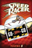 Anime DVD Review: Speed Racer Volume 5