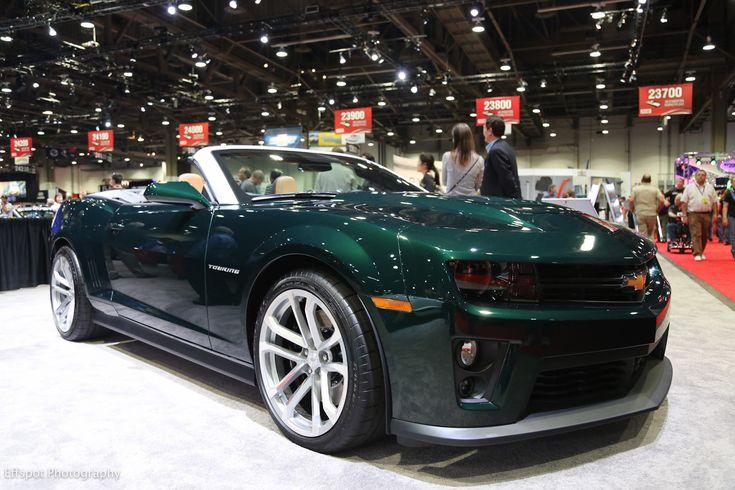 sema show | SEMA Show 2012 - Camaro ZL1 Touring cabriolet concept - Dark-Cars ...