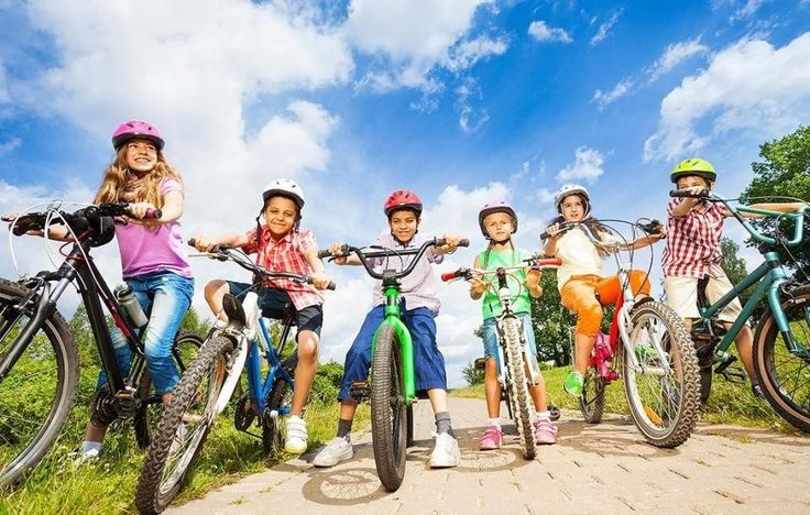 kids bike size guide