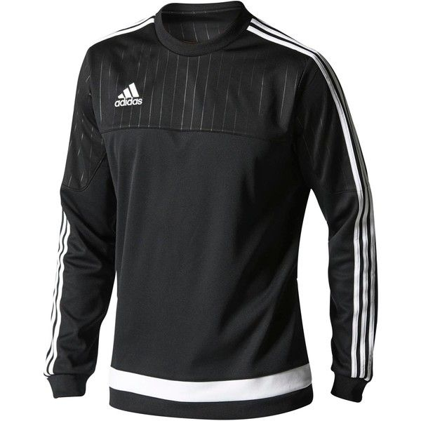 adidas Tiro15 Top Erkek Sweatshirt ❤ liked on Polyvore featuring tops, hoodies, sweatshirts, adidas sweatshirt, adidas and adidas tops