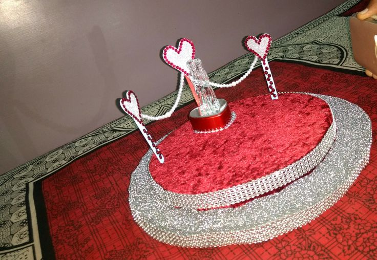 Engagement ring tray*nj