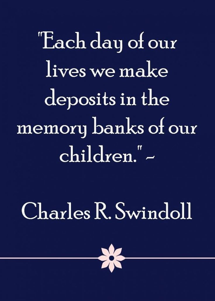 How Important Are Childhood Memories?