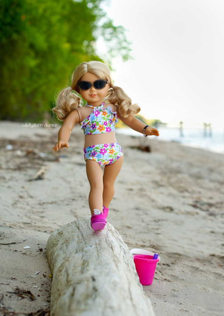 Dolly Dorm Diaries ~ Our American Girl Doll Blog Adventures : { Afternoon at the Bay } Part I