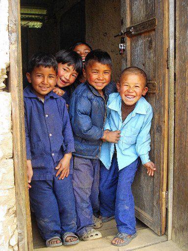 # Englisch - Unterricht für Kinder # Vortrag mit Bildern   # Roland Schmieg # Himalaya # Nepal # Sherpas # Hausen # Freiburg # Deutschland