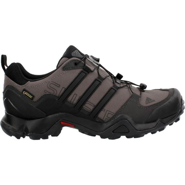 adidas Men's Terrex Swift GTX Hiking Shoes, Size: 10.5, Gray