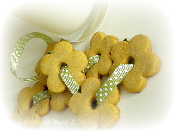 Ginger lemon cookies