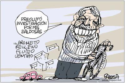 PALOSA - Caricatura Editorial: CONSTRUCCIÓN Publicado 28 de agosto de 2015