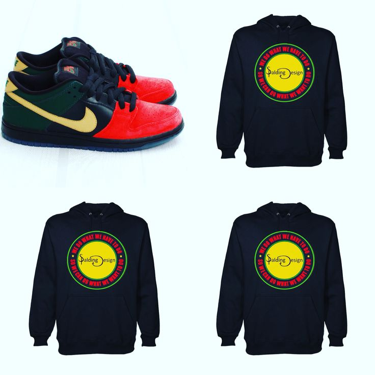 Custom Nike Air Force 1 lows  % polyester pullover hoodie @Spaldingdesign