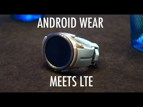 LG Watch Urbane 2nd Gen: 4G Android Wear [Hands-On] - YouTube
