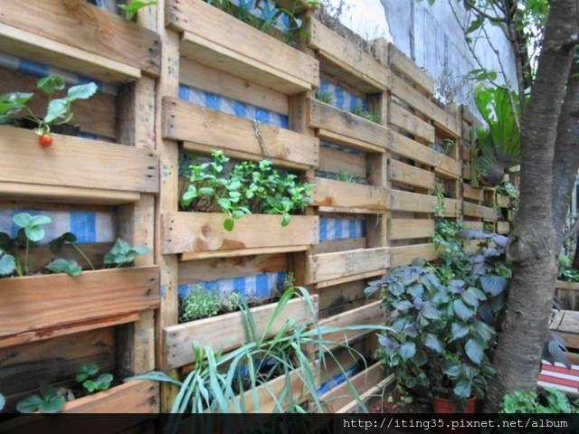 棧板 植栽 - Google Search